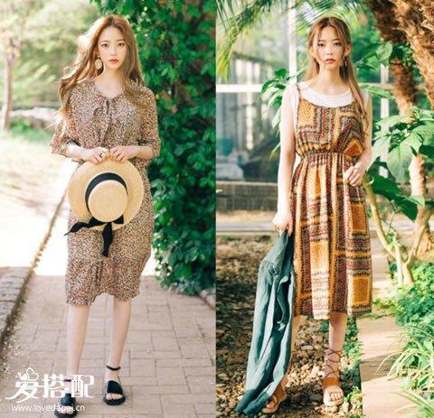 初夏怎麼穿? 這9個韓範穿搭讓你清新脫俗!