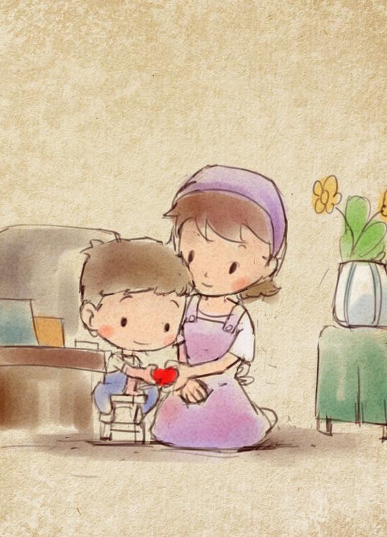 只要把握住這幾個原則,就能做一個幸福的全職媽媽
