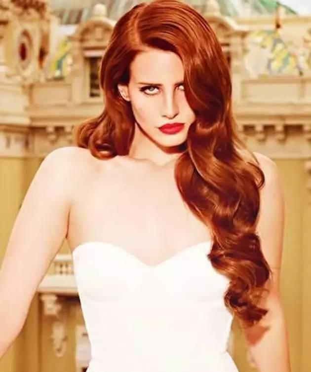 超美的美人魚髮型,法國波浪捲好浪漫!
