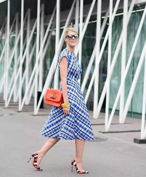 復古格子裙,被男人穿出來的經典,你敢試試嗎?