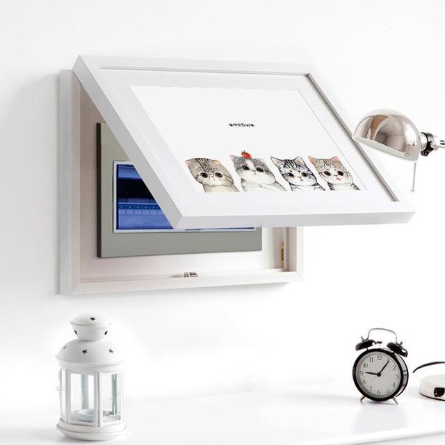 拒絕裝修尷尬,家中裸奔電錶箱這樣設計,好看不貴還上檔次
