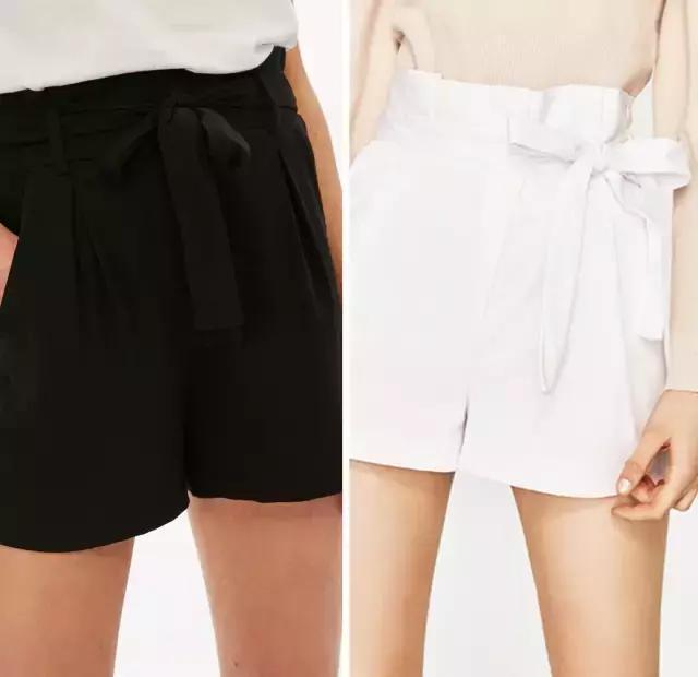 短褲該怎樣挑才能顯瘦又顯高