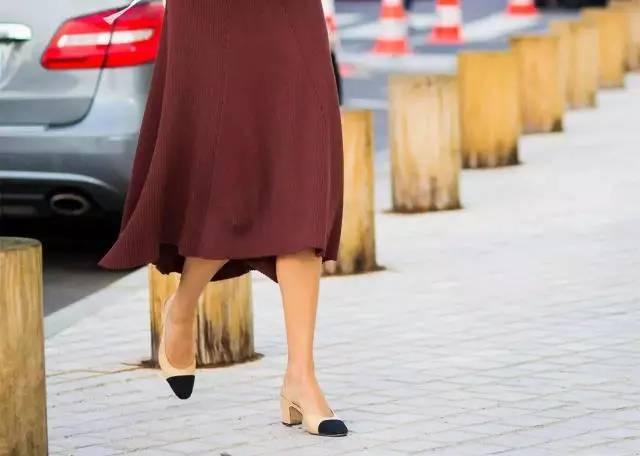 上腳就顯高,你無法拒絕的裸色高跟鞋