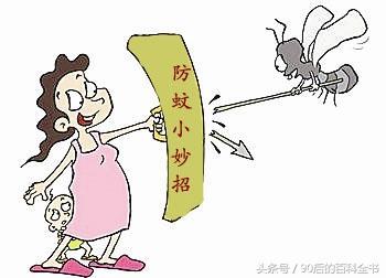 你知道蚊子為啥只咬你,不咬你身邊的人嗎?