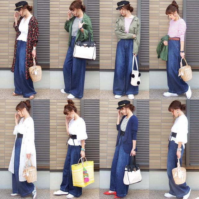 「單品穿8天」的日本穿搭IG 最強重複穿搭術省錢又省時間