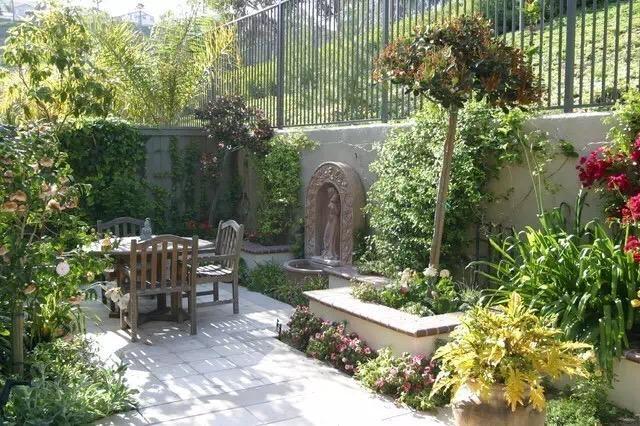 這樣的室內庭院設計,簡直美的讓人尖叫!