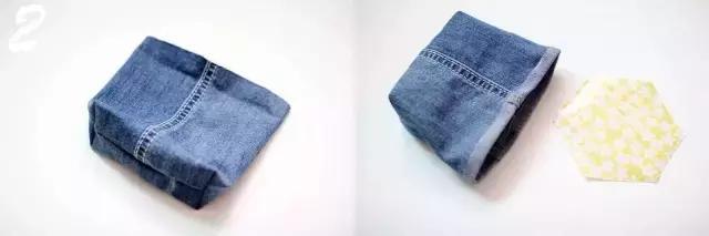 15種舊褲子大改造,分分鐘變身手工達人! 以後舊牛仔褲別扔了~