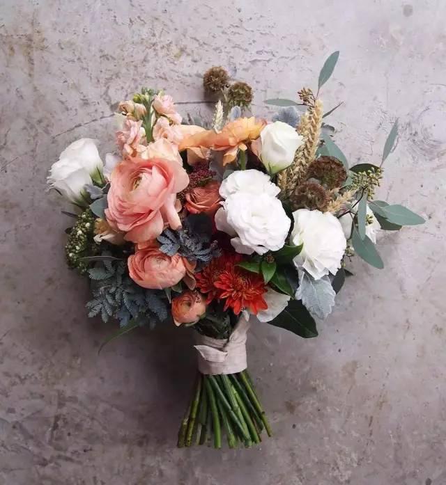這些花束送給我所有的微信好友!