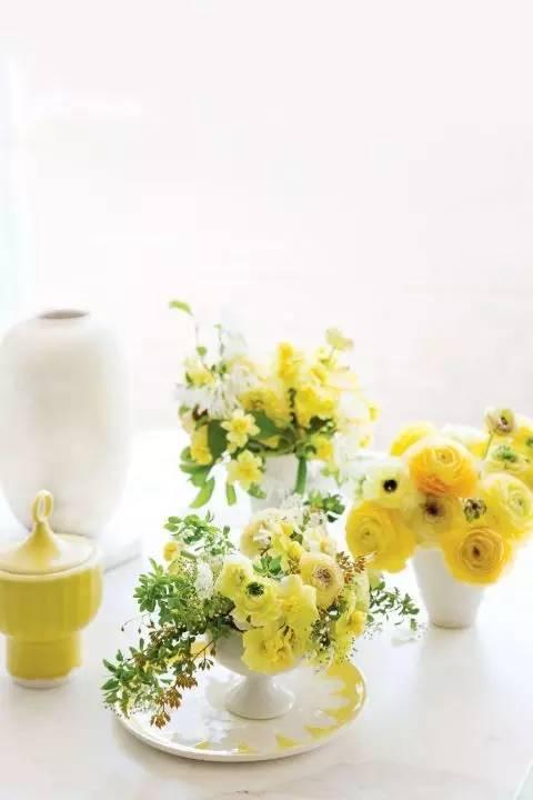 這個春天,插花別用花瓶了