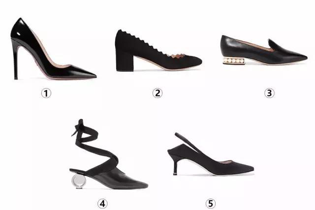 5只鞋選一隻,測出哪種男人最愛你