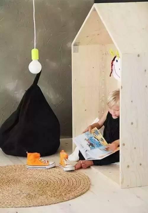 棒呆! 原來國外家庭的閱讀角這麼美!