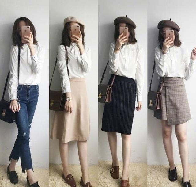 一衣多穿不是夢! 36套秋季淑女穿搭大放送,就愛這個溫暖的色調!