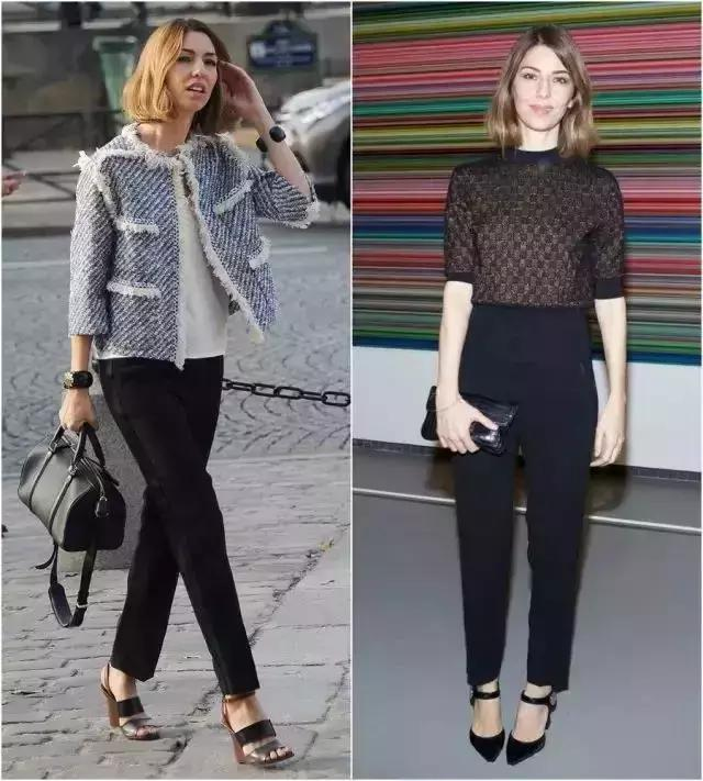 從赫本到劉雯,無數女神親身示範這條褲子最時髦的穿法!
