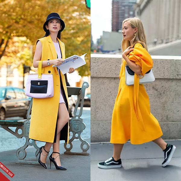 秋冬get這些顏色款大衣讓你輕鬆搞定時髦穿搭