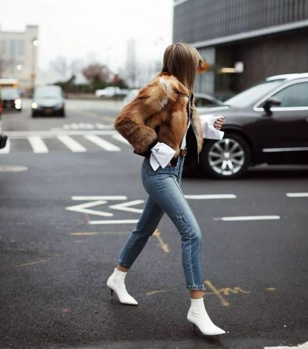 今年冬天小白靴才時髦舒適又百搭讓你時髦到起飛
