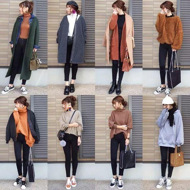 超厲害的日本媽媽教你一件衣服穿一周,還讓人覺得天天穿的不一樣