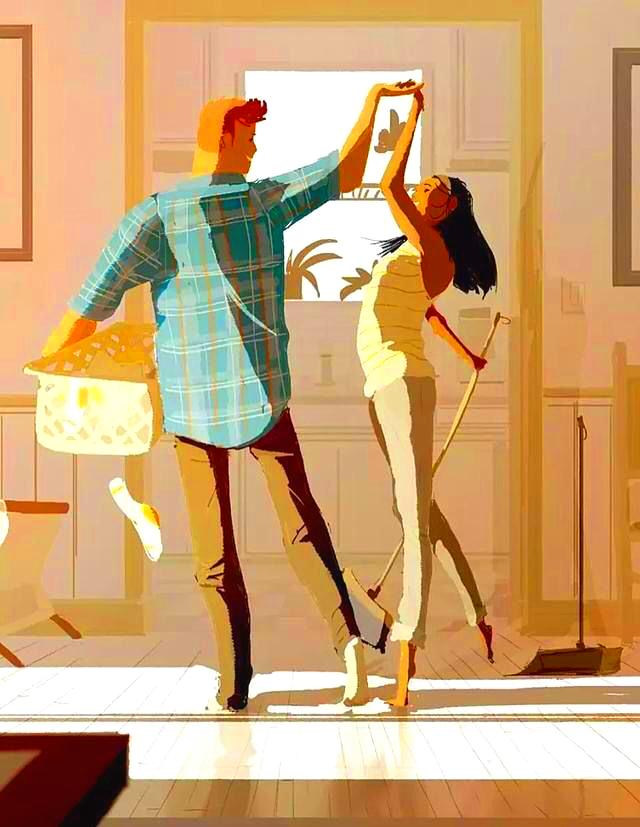 婚姻,相助則利,相阻則損