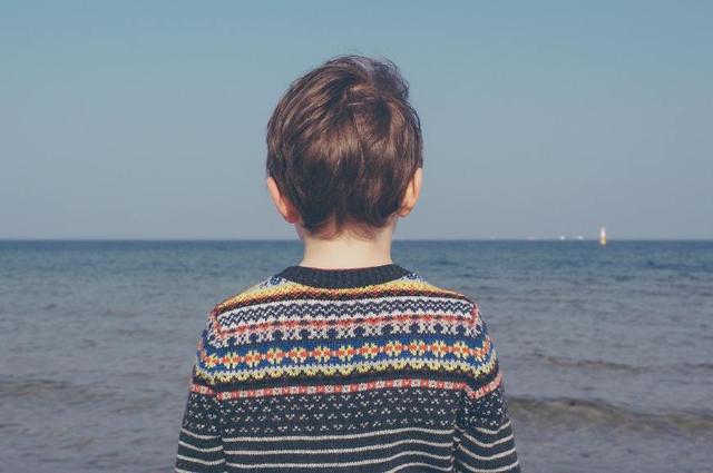 """家有男孩,從小培養這""""三氣""""、""""三心"""",將來會非常有出息"""