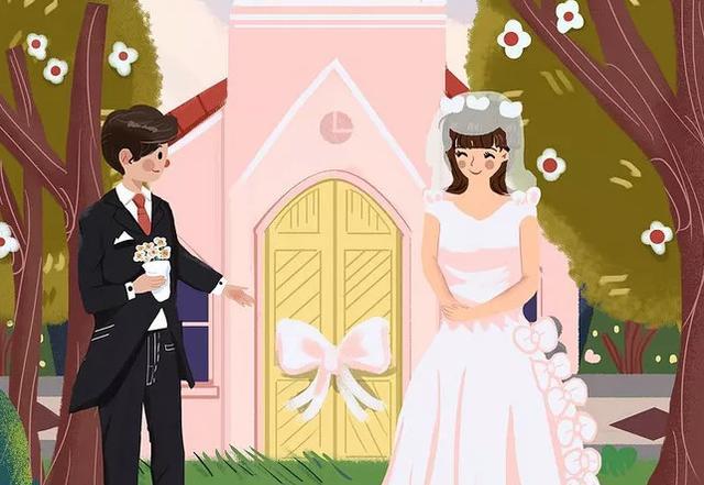 婚姻長久的秘訣,並不是彼此相愛