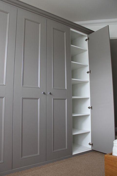 15款流行衣櫃設計,裝修小白也能挑到好看的衣櫃