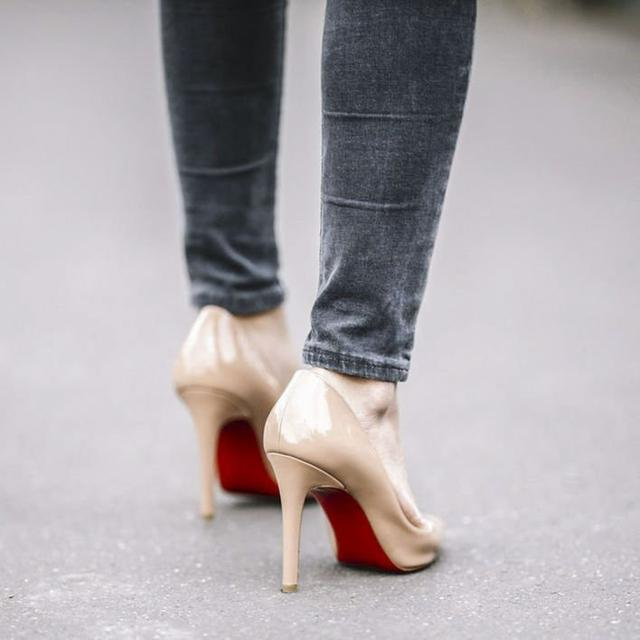 那個愛高跟鞋如命的閨蜜告訴我這樣選購高跟鞋