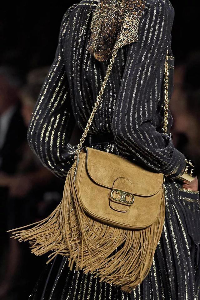 賽琳Celine2020春夏系秀中的包袋