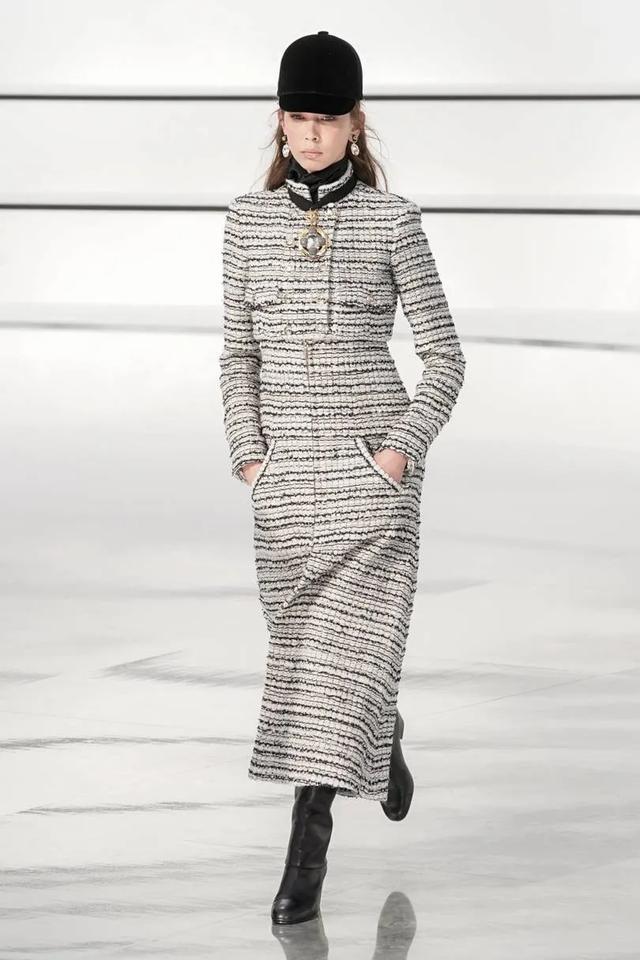香奈兒Chanel 2020秋冬女裝秀美的要昏過去