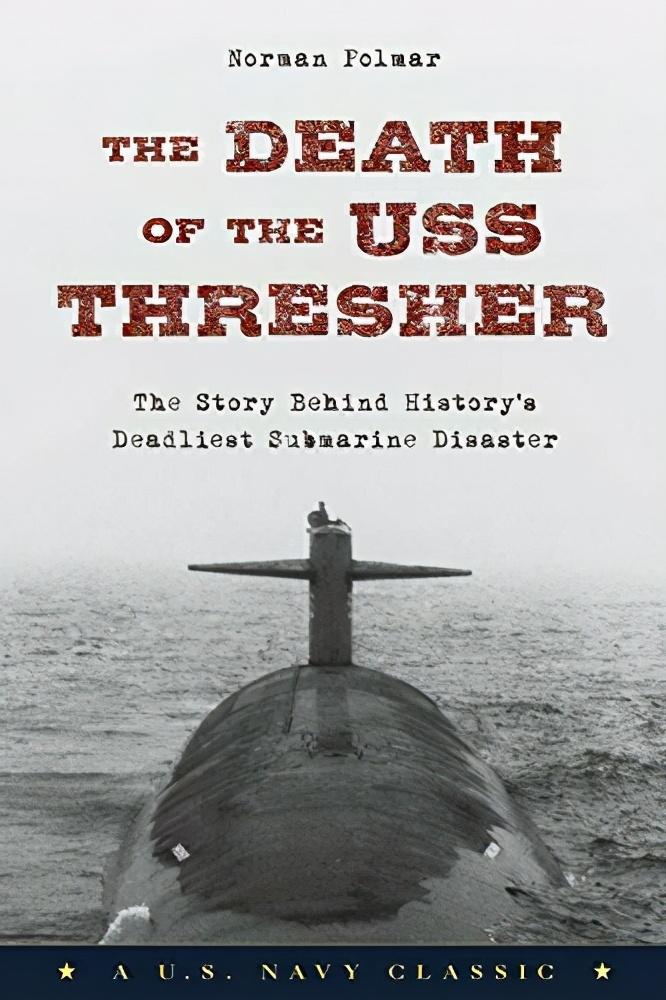 長尾鯊號核潛艇沉入2600米深海,0.1秒內爆,死亡129人