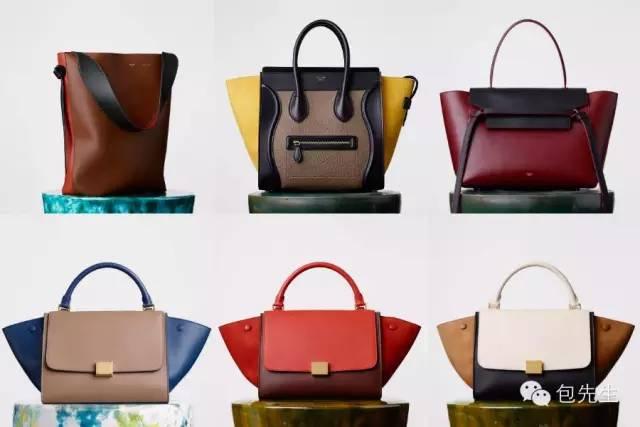 包先生包包百科|Celine給時尚界帶來的最牛的9大潮流