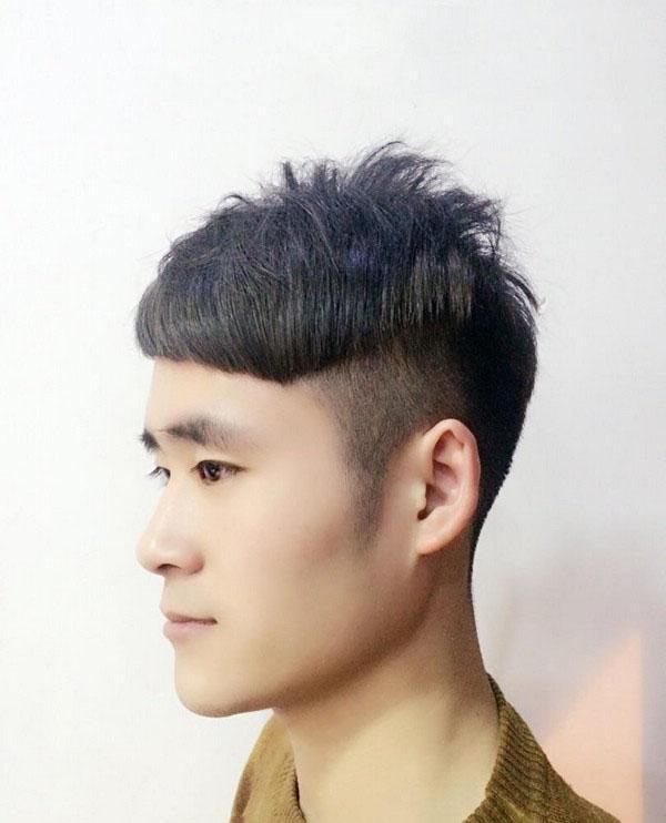 男生兩邊剃掉的髮型到底有多火? 20至40歲都喜歡!