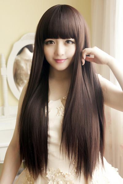 發量多女生別再天天直發了,剪個這樣的12種髮型美翻了!