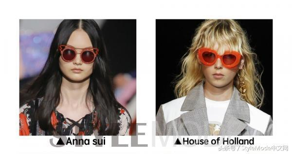 2018時裝周流行什麼? 高調墨鏡趨勢來襲!