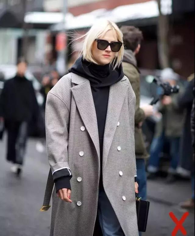 為什麼別人大衣穿的這麼好看,你卻穿的如此普通?