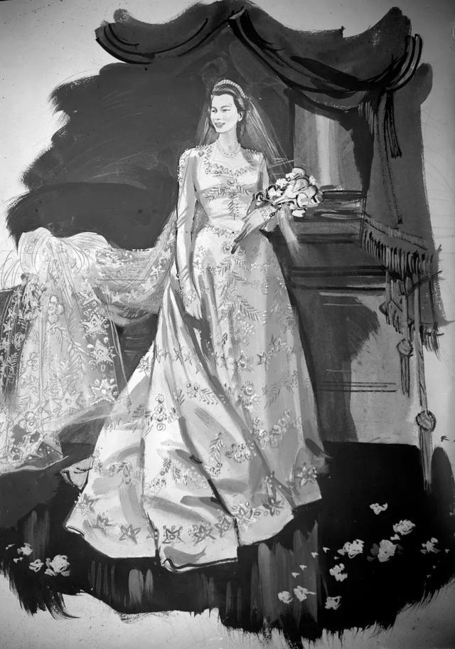 英國新王妃的婚紗10萬鎊! 會美過凱特麼?