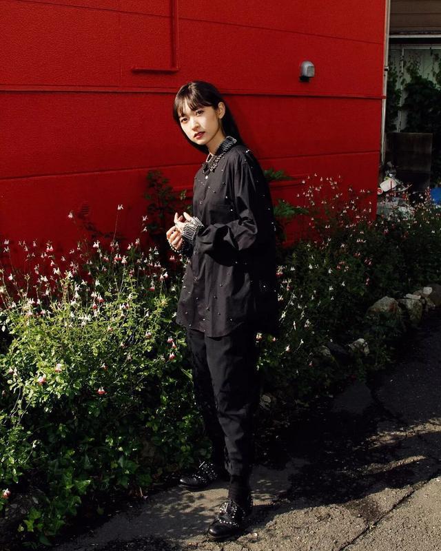 153CM卻能當模特? 這個日本小姐姐憑什麼?