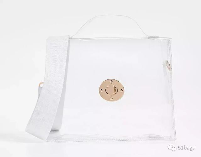 PVC透明包包這麼火,選對4種就夠了!