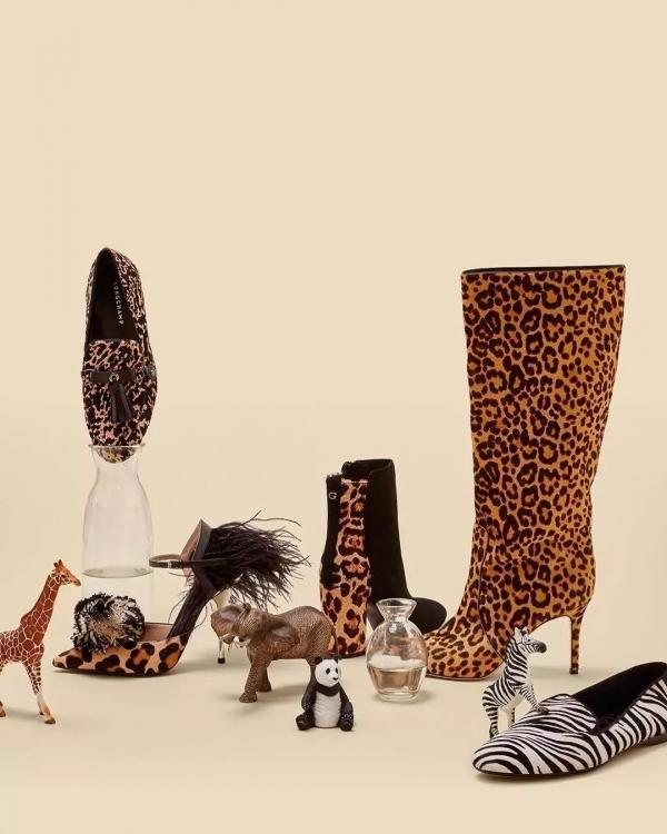 8個方法讓不適合豹紋服飾的你也可以入秋後豹紋纏身