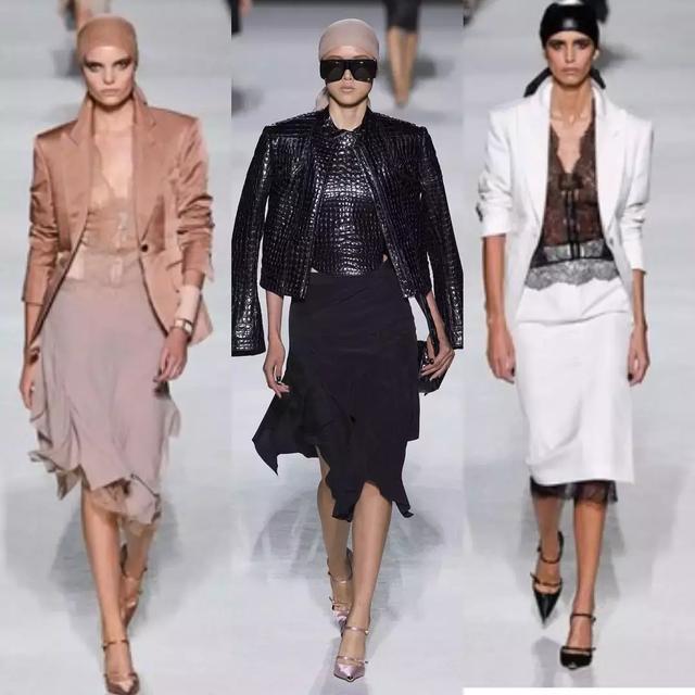 教你幾招西裝外套穿搭小技巧,出行秒變時尚女