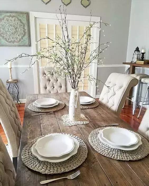 生活需要儀式感——餐桌搭配美學!