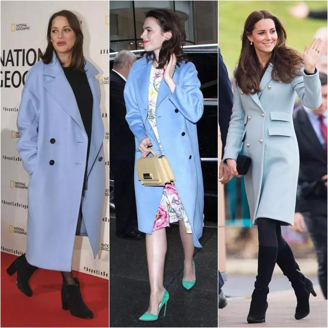 最值得投資的大衣,除了黑駝灰,還有這兩個色
