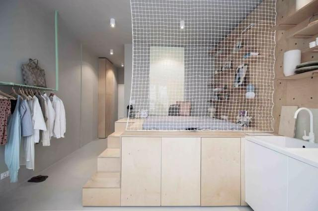 40款榻榻米設計,讓你的臥室1㎡變5㎡