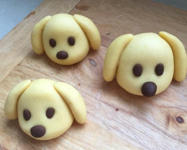 小動物饅頭很可愛,教你花式饅頭的做法,讓孩子愛上吃饅頭~