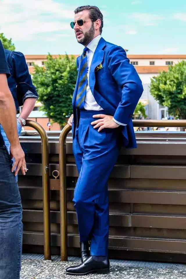 看完你就知道,為什麼藍色永遠是最受男士歡迎的顏色