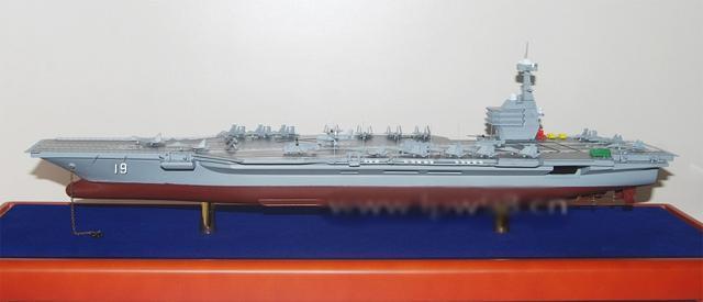 國產003核動力航母曝光!中國海軍作戰實力將超過日俄